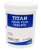 Titan Chlor Plus Tablets 200 SZT
