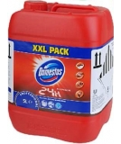 DOMESTOS PROFESSIONAL RED POWER 5L