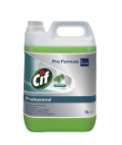 CIF PROFESSIONAL ALL PURPOSE CLEANER FOREST PINE 5L