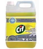CIF PROFESSIONAL ALL PURPOSE CLEANER LEMON FRESH 5L