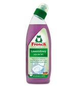 FROSCH LAWENDOWY ŻEL DO WC 0,75L