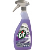 CIF PROFESSIONAL 2IN1 CLEANER DISINFECTANT CONCENTRATE 750ML