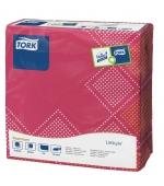 TORK LINSTYLE SERWETKA OBIADOWA 40X40, 1W, SWEET OXFORD, 50SZT.