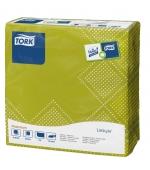 TORK LINSTYLE SERWETKA OBIADOWA 40X40, 1W, NATURAL OXFORD, 50SZT.