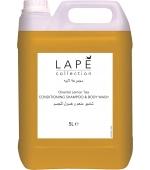 LAPE ORIENTAL LEMON TEA SHAMPOO & BODY WASH 5 L