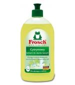 FROSCH CYTRYNOWY BALSAM DO NACZYŃ 0,5L