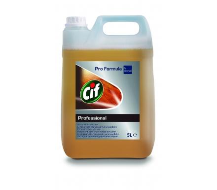 CIF PROF. WOOD FLOOR CLEANER 5L