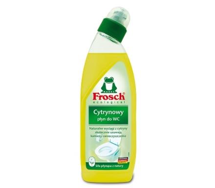 FROSCH CYTRYNOWY ŻEL DO WC 0,75L
