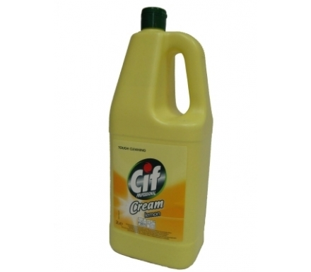CIF PROFESSIONAL CREAM LEMON 2L